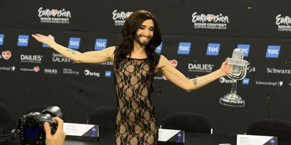 Conchita Wurst will durchstarten