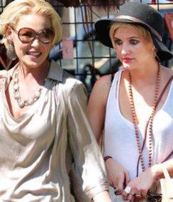 Lia Sophia begeistert Katherine Heigl und Ashlee Simpson.