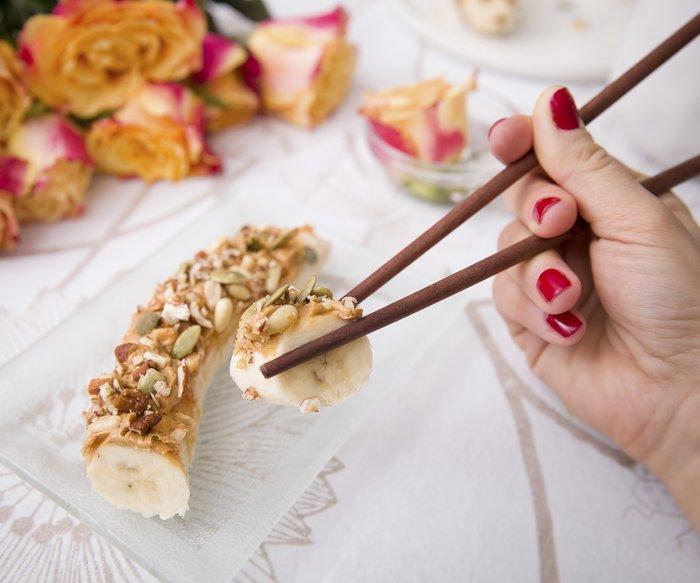 Nutella-Sushi