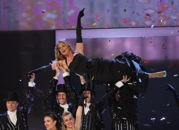 Barbara Schöneberger bei dem Deutschen Filmpreis 2008