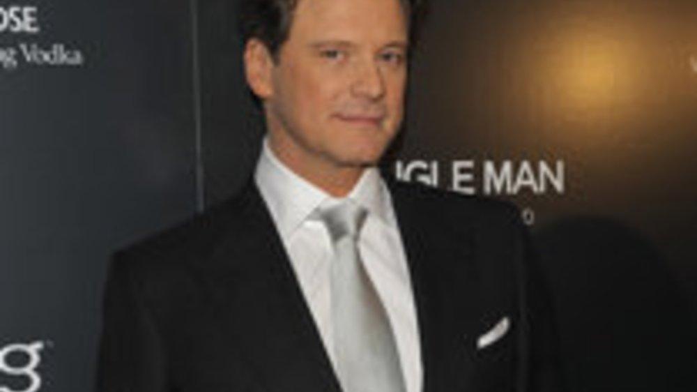 """Colin Firth: """"Halb Hollywood ist schwul!"""""""