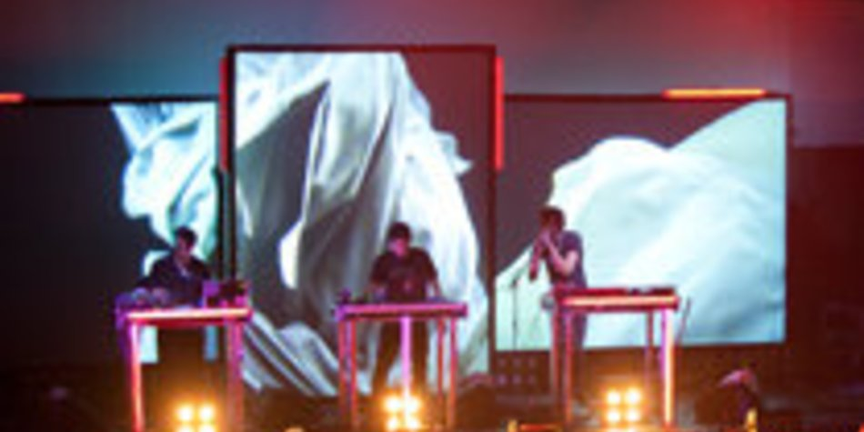 Electronic Beats: Moderat begeistern Köln
