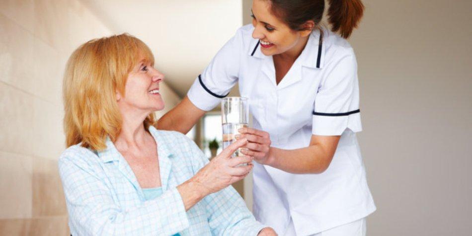 So wirst Du zur Krankenschwester