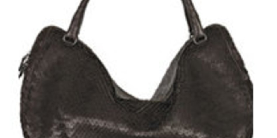 Neuer Trend - Taschen mit Lederpailletten