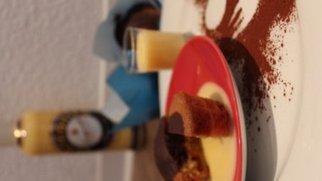 Eierlokör-Mandarinen-Muffins