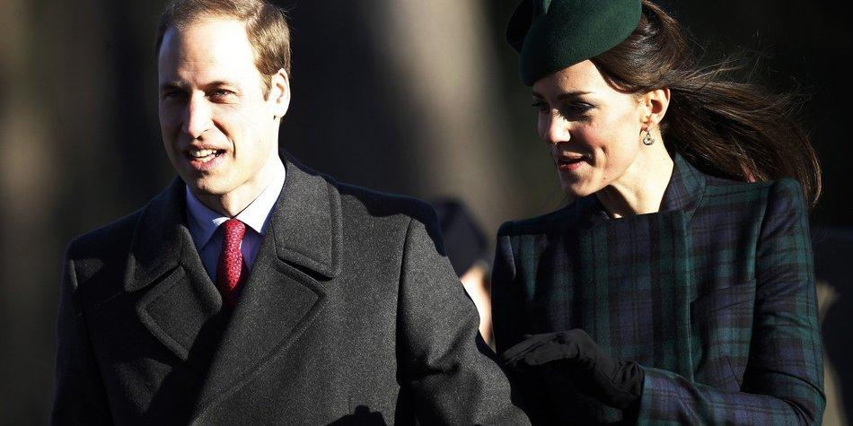 Kate Middleton: So war das erste Weihnachtsfest mit George