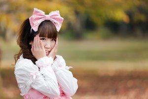 Während manche Freuen mit dem Lolita-Image spielen, wollen die meisten nicht verniedlicht werden.