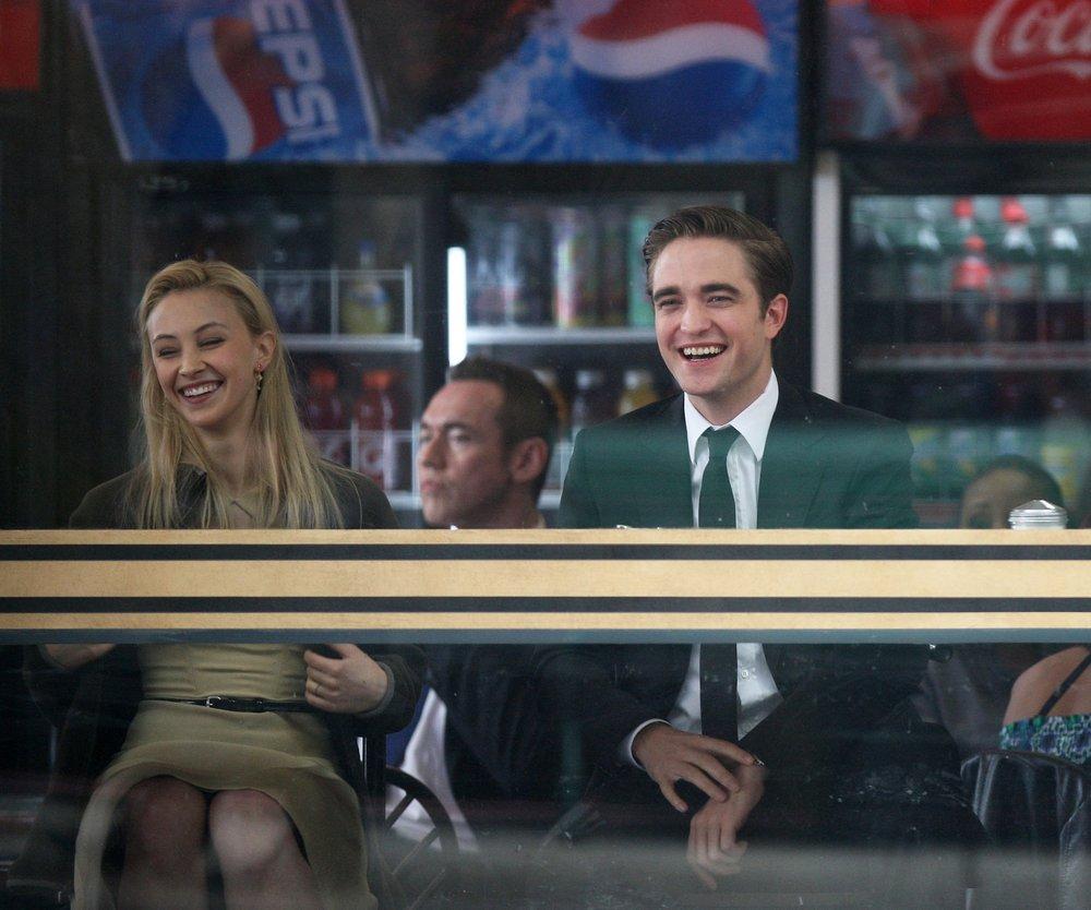 Robert Pattinson: Neue Bilder vom Set