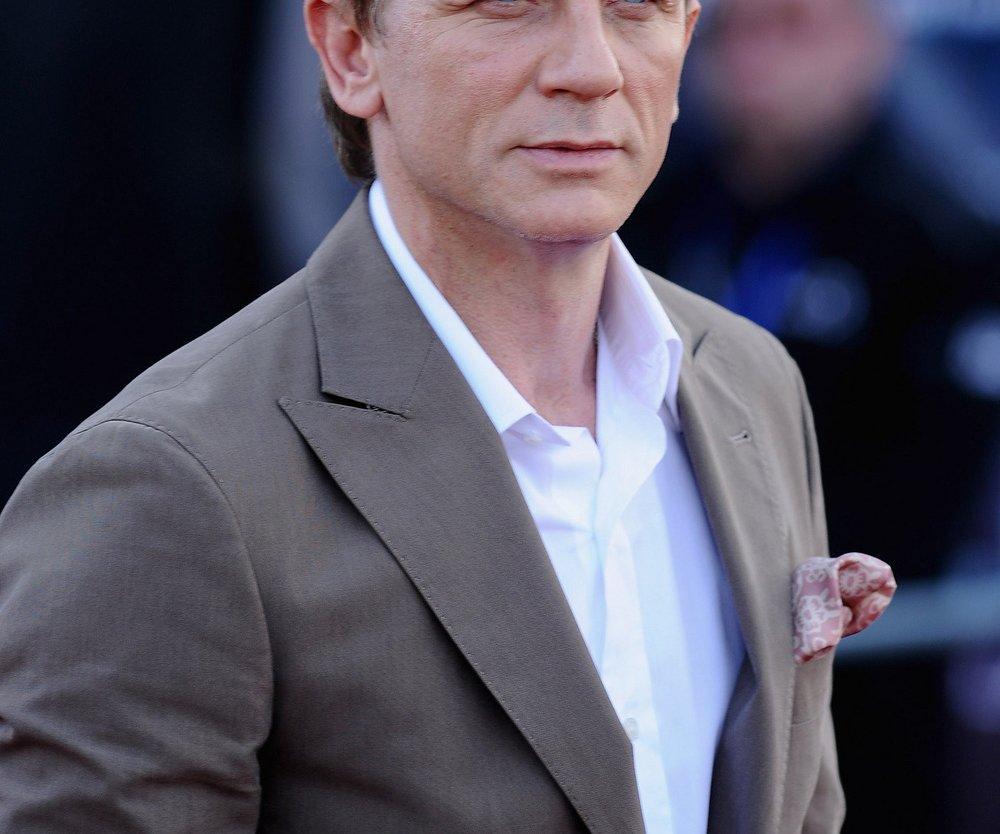Daniel Craig will Kinder?