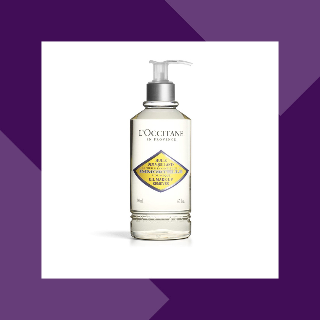 cleansing oil occitane