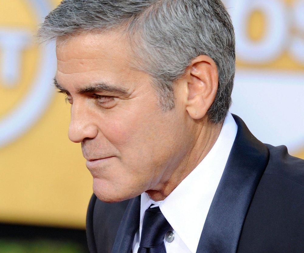 George Clooney ganz privat