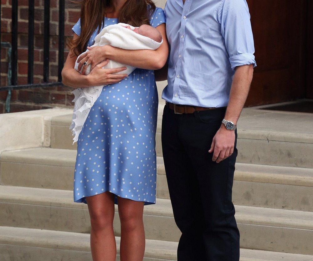 Kate Middleton: Normale Kindheit für Prinz George