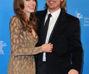 Angelina Jolie und Brad Pitt auf der Berlinale