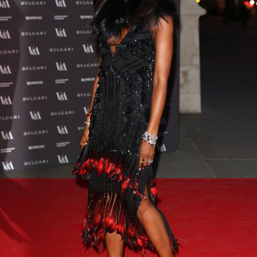 Naomi Campbell datet angeblich Michael Fassbender