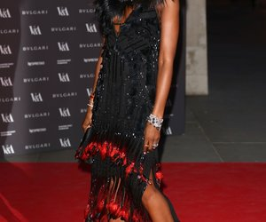 Naomi Campbell datet angeblich Michael Fassbender