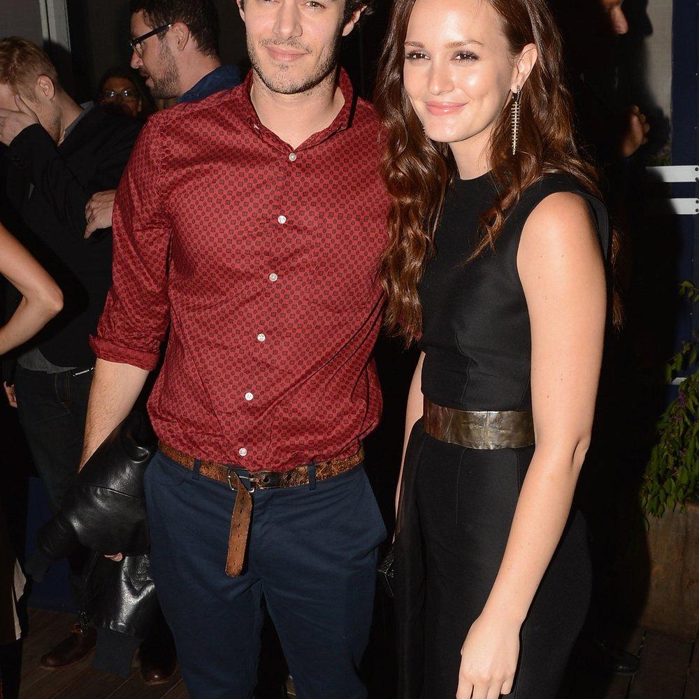 Adam Brody: Hat er Leighton Meester heimlich geheiratet?
