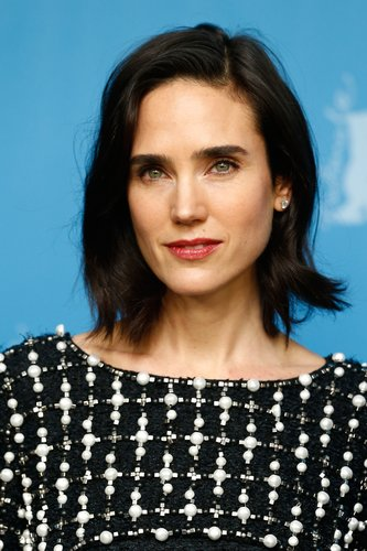 Jennifer Connelly: Mittellanger Bob im Undone-Look