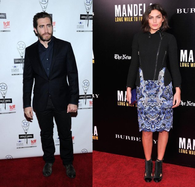 Jake Gyllenhaal und Alyssa Miller bei verschiedenen Events
