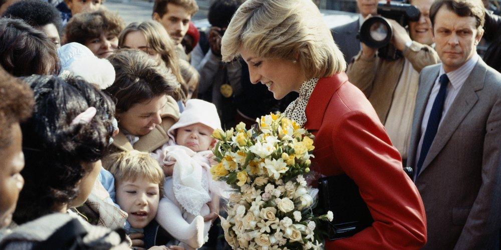 Lady Di Prinzessin Diana
