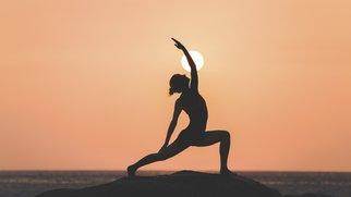 Was ist Yoga? Die Jahrhunderte alte indische Lehre ist ein spiritueller Weg, Erleuchtung zu finden.