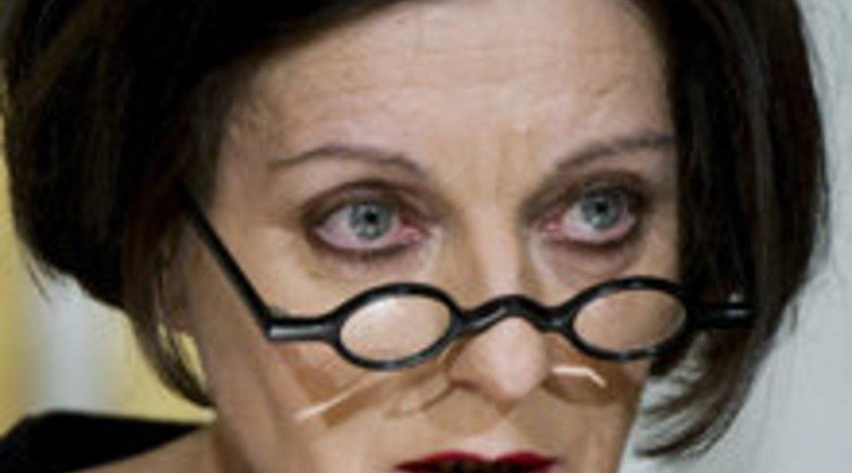 Die Frau der Nobelpreisverleihung: Herta Müller