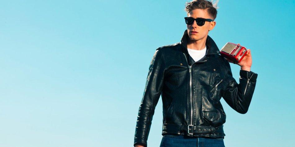 50er Mode Fur Manner Was Trugen Die Herren Desired De