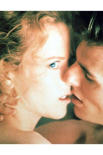 Tom Cruise und Nicole Kidman als heisses Paar