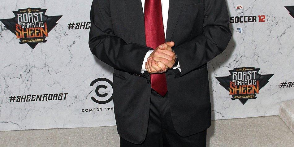 Charlie Sheen: Rosenkrieg mit Denise Richards!
