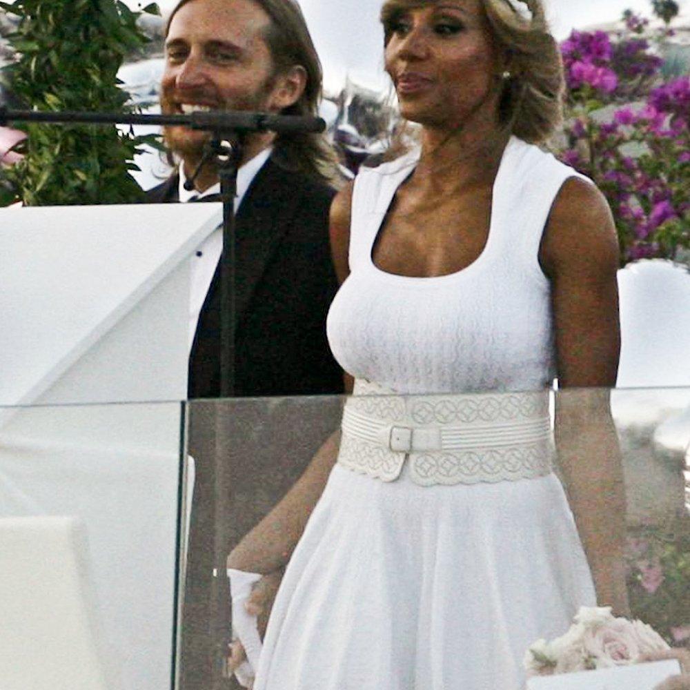 David Guetta: Ehegelübde erneuert