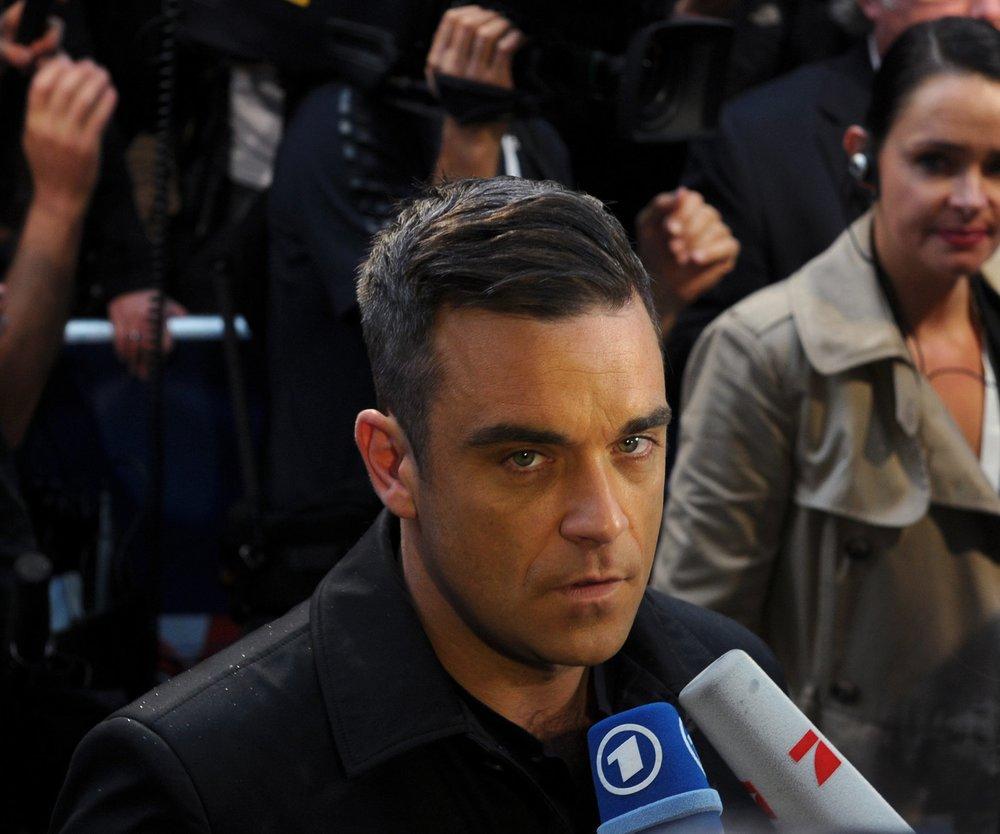 Robbie Williams fühlt mit Gary Barlow