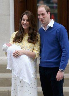 Kate Middleton und Prinz William haben viele Gratulationsanrufe bekommen