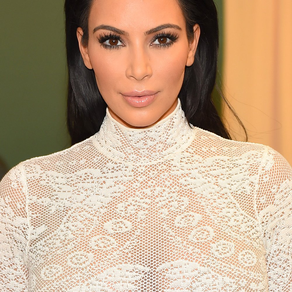 Kim Kardashian glücklich über Selfie mit Hilary Clinton