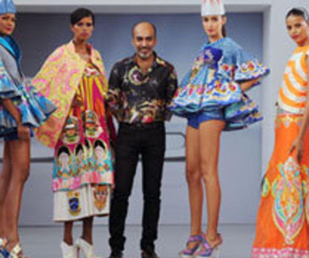 Nivea kooperiert mit Designer Manish Arora