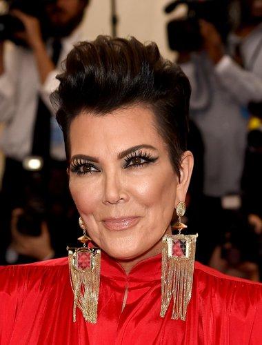 Kris Jenner: Aufgestellter Pixie