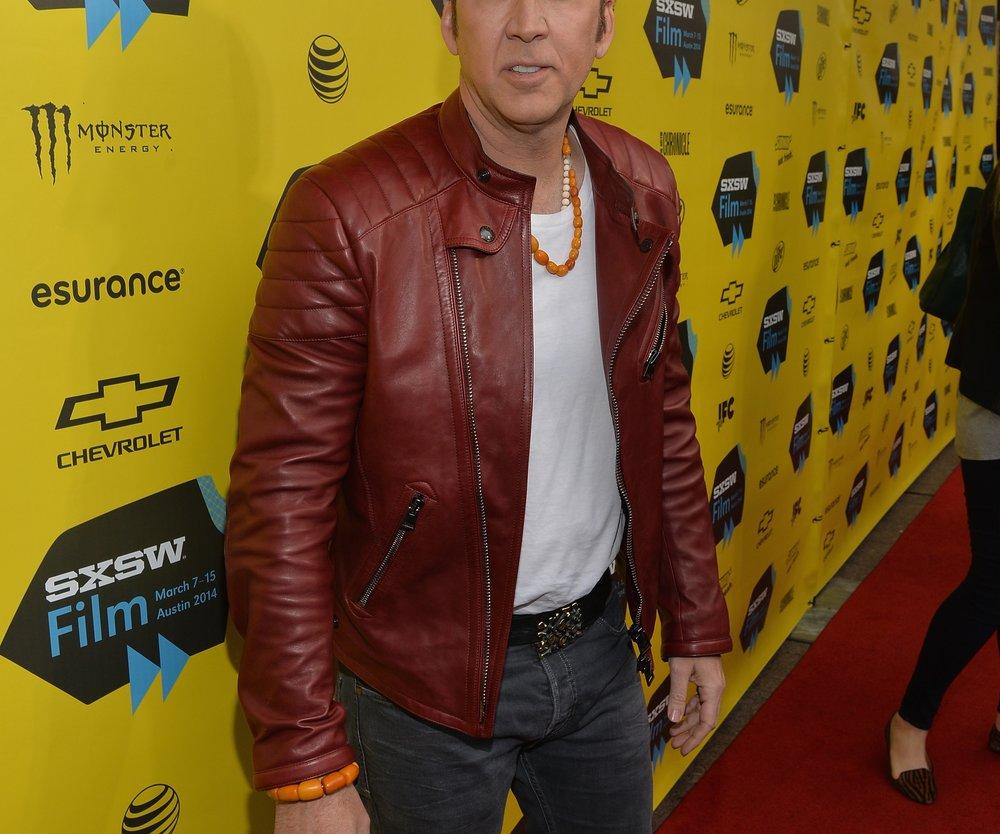 Nicolas Cage ist der Dating-Profi