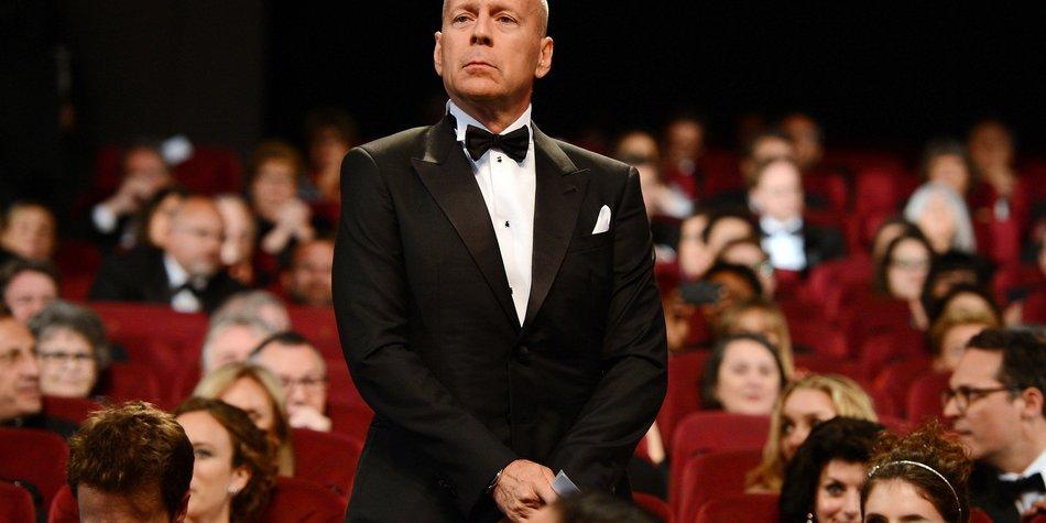 Bruce Willis: Sauer auf seine Töchter