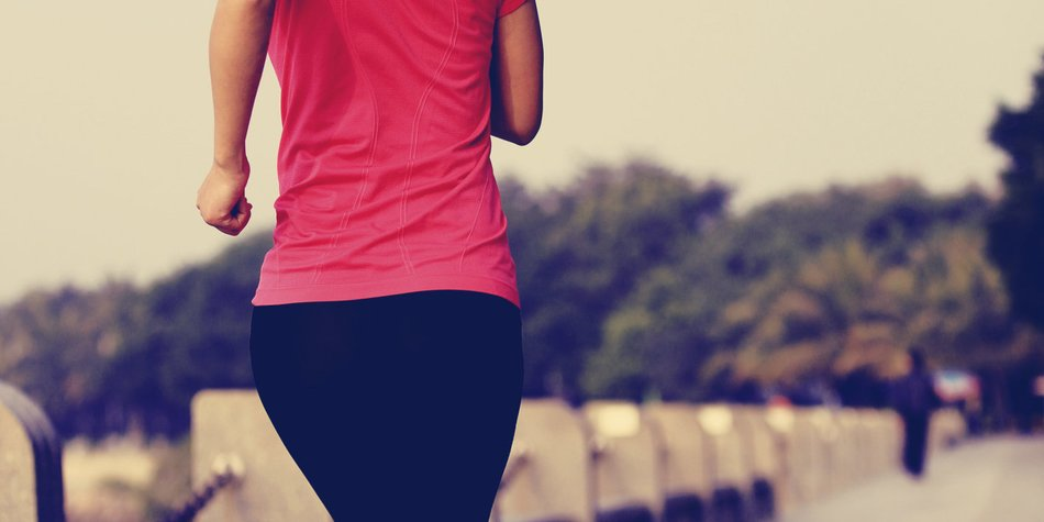 Joggen und abnehmen