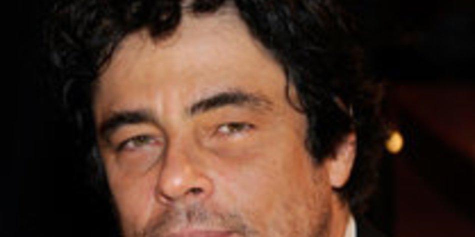 Benicio del Toro ist lieber alleine