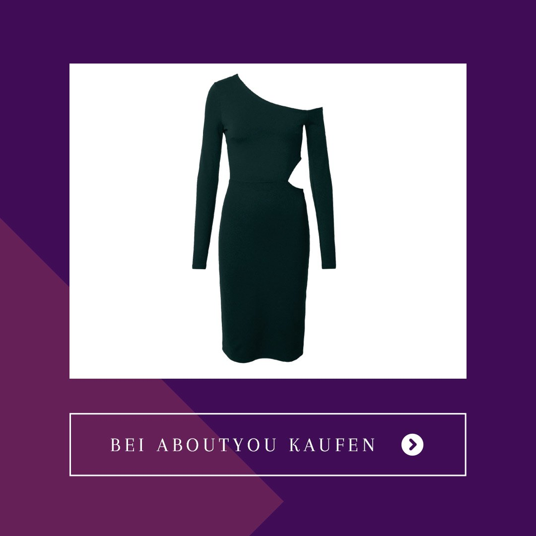Cut Out Kleid Aboutyou