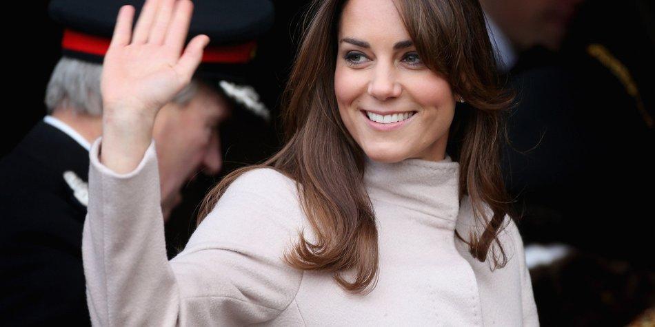 Kate Middleton ist nicht die eleganteste Adelige