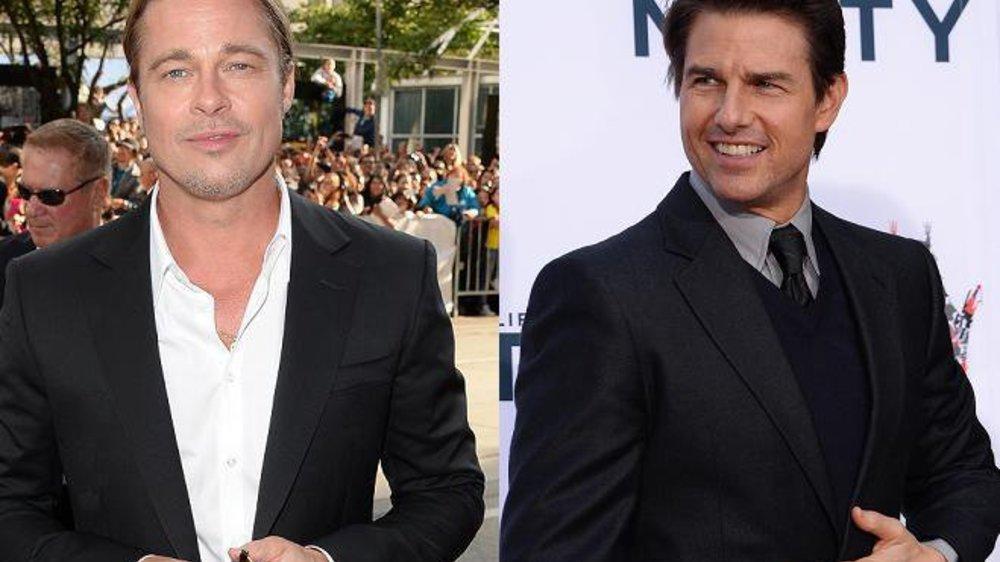 Brad Pitt: Neuer Film mit Tom Cruise?