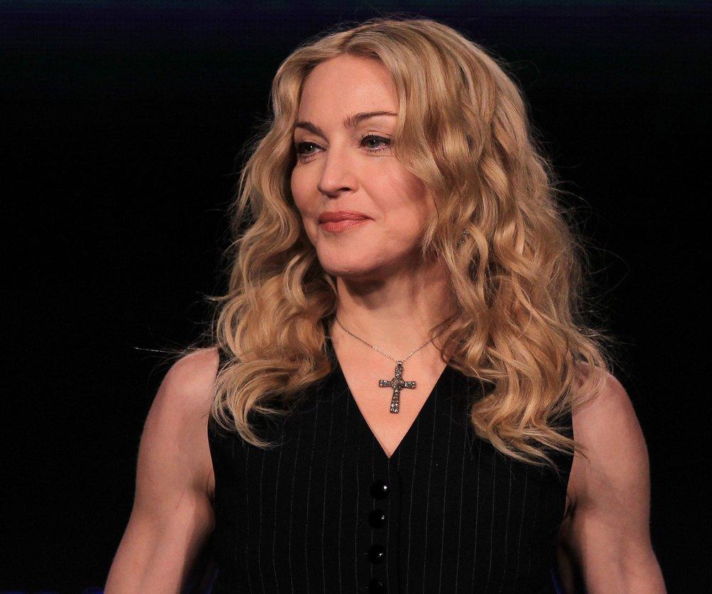 Madonna hat sich verletzt