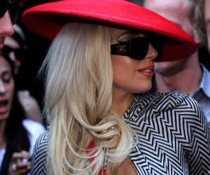 Lady Gaga hat Schmerzen