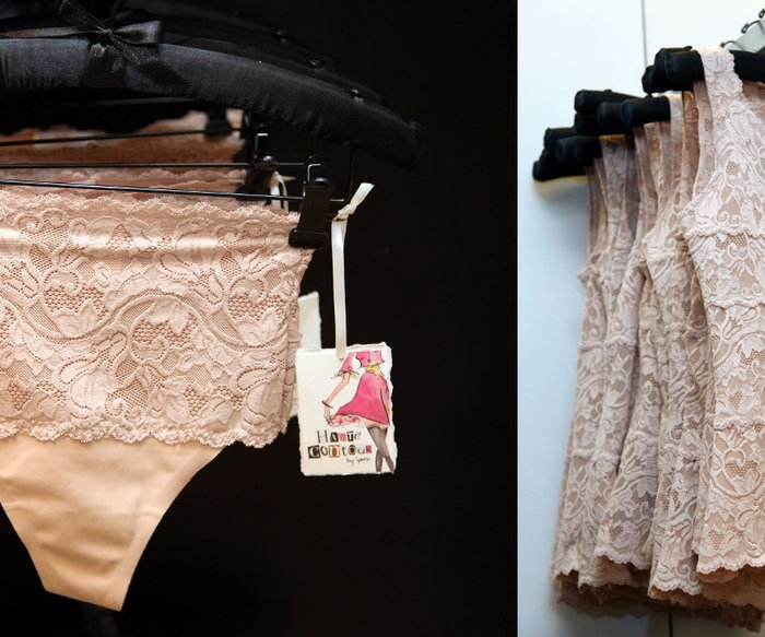spanx Shapewear fur Bräute