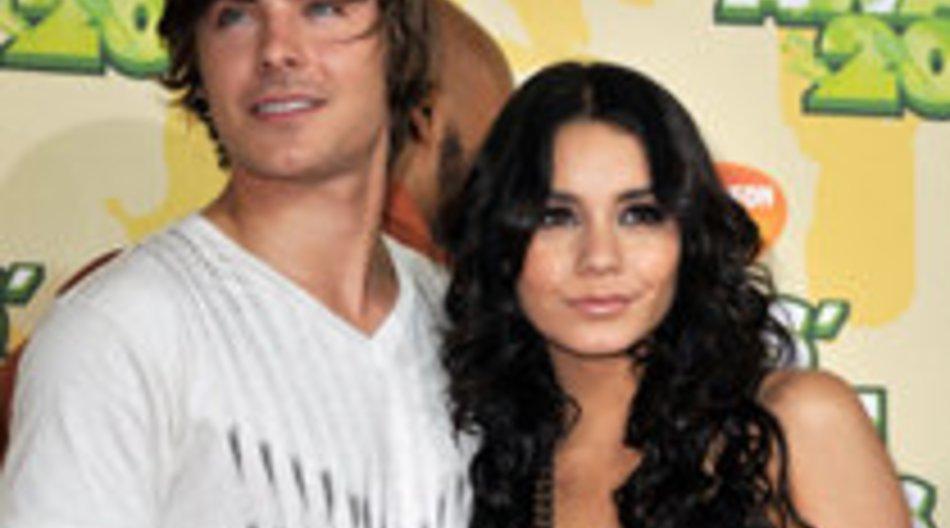 Zac Efron und Vanessa Hudgens haben große Pläne