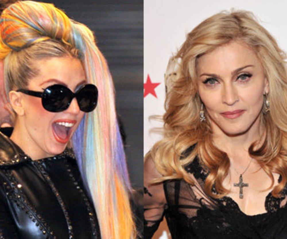 Lady Gaga: Hat sie bei Madonna geklaut?