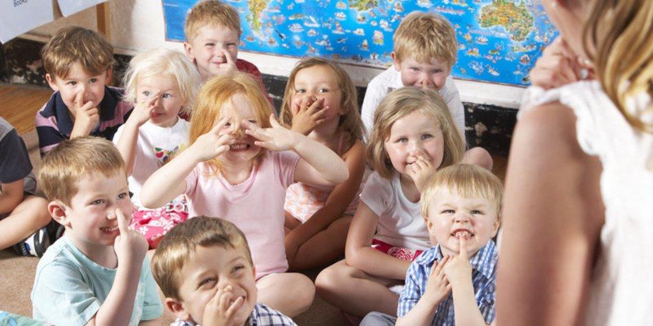 Kindergarten: Konzepte
