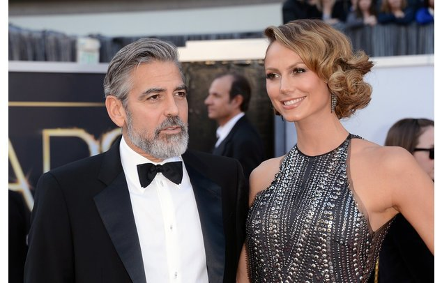 George Clooney: Freundin will schauspielern