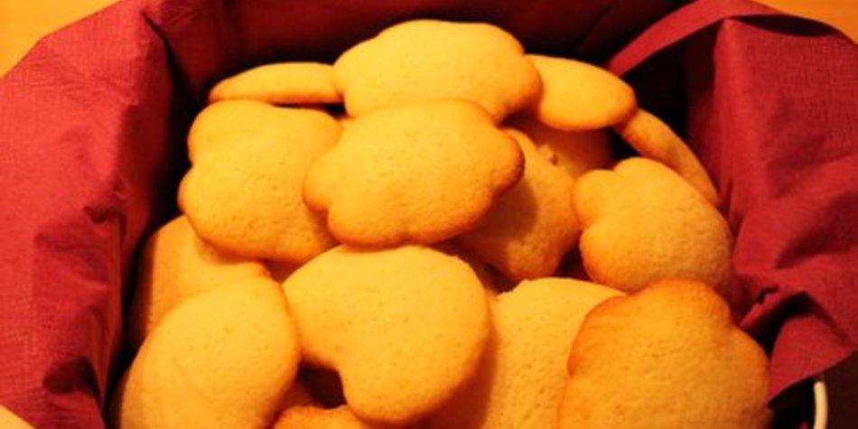 Weihnachts-Kekse nach Oma-Mutter (so nannten wir als Kinder unsere Oma)