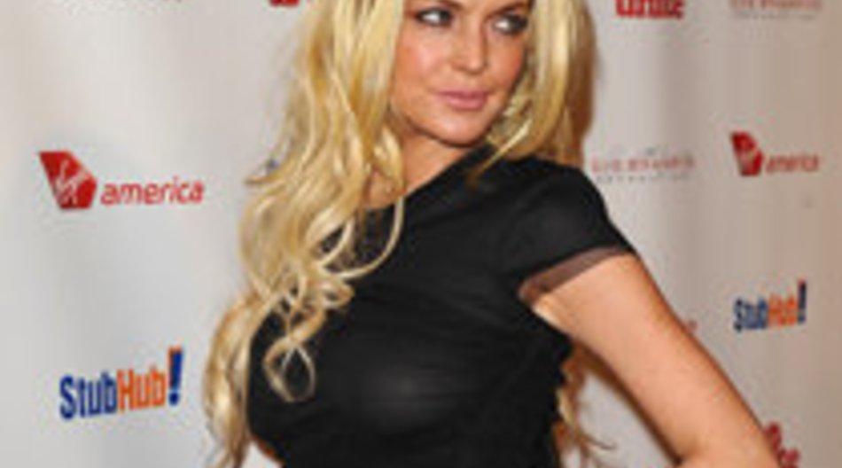 Lindsay Lohan: Unfall mit Paparazzo